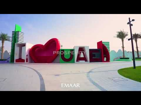DUBAI CREEK HARBOUR – In The Island – Pay 20% And Move In