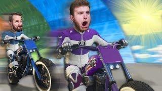 INSANE MOTORCYCLE STUNT RACES!   GTA 5 [Ep 14]