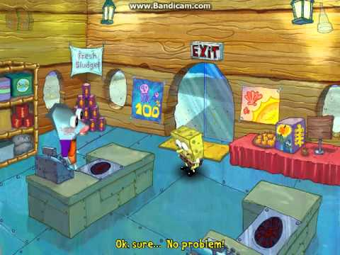 SpongeBob SquarePants Employee of the Month part 2 - YouTube