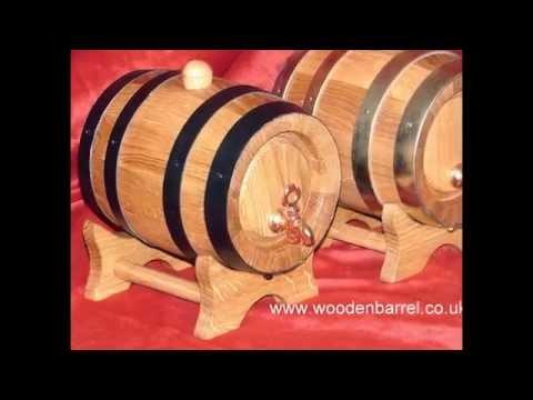 OAK BARRELS for WINE & WHISKY , SMALL OAK BARRELS & KEGS