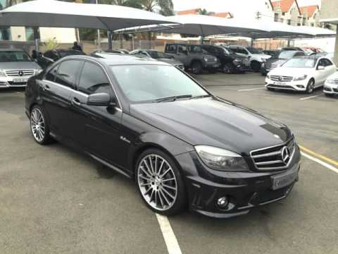 2010 mercedes benz c class c63 amg auto for sale on auto trader south africa youtube. Black Bedroom Furniture Sets. Home Design Ideas