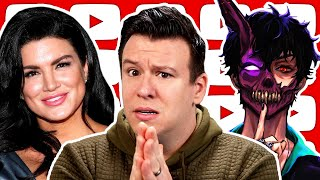 "Why Corpse Husband Defies, ""Gorilla Glue Girl"" Denies, Gina Carano Star Wars Controversy & More News"