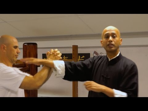 Wing Chun - Generating & Applying Force Against A Stronger Attacker