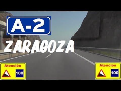 A-2 Autovía del Nordeste , Zona La Almunia de Doña Godina , Zaragoza / Highways in Spain