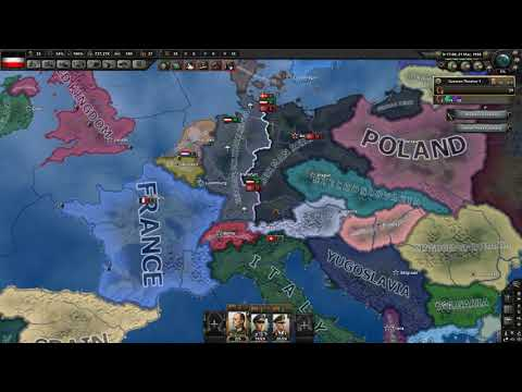 Hearts of Iron IV Kaiser Germany #1 'Fascism must be purged'
