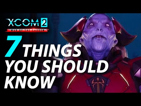 7 Changes You'll Care About In XCOM 2: War...