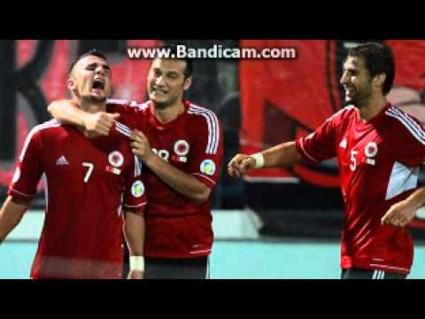 Albania vs Switzerland 12/10/2013