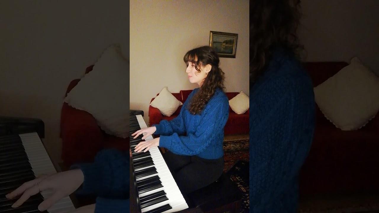 Sırma Tülek | Anlıyorsun Değil mi? Piyano (Barış Manço Cover)