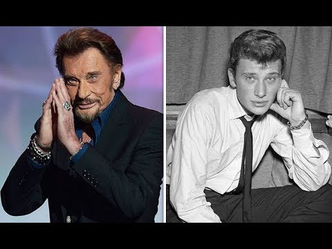 Singer Johnny Hallyday known as the 'French Elvis' de*d aged 74