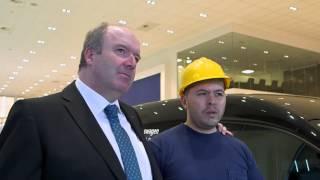 Frank Keane Volkswagen, presumably the best Commercial Vehicle Dealer in the world.