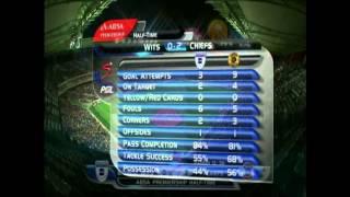 ABSA PSL 2012-2013 Bidvest Wits(1)Vs(3)Kaizer Chiefs