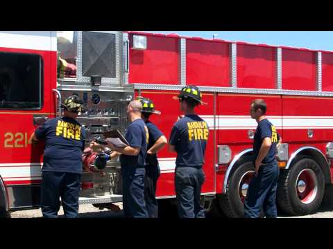 Randolph nj fire department truck 43 wetdown part 2 of 2 for Department of motor vehicles west haverstraw ny