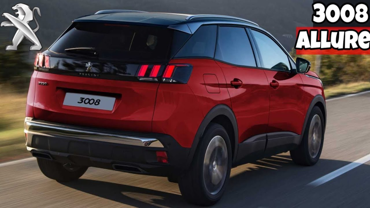 New Peugeot 3008 2020 Allure - Launch and Price | Top Cars