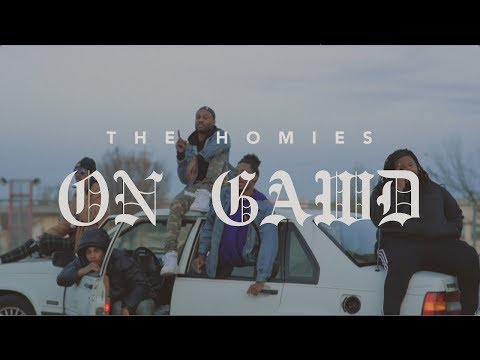 The Homies - On Gawd