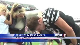 Mississippi State Stuns No. 4 Texas A&M