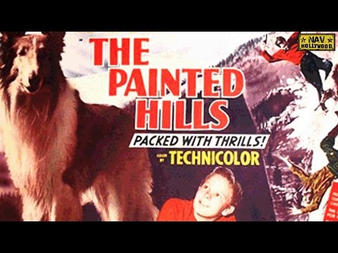 The Painted Hills 1951 Full Movie | Action Film | Old English Movies | NAV Hollywood