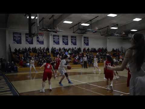 Nazareth vs. Marist girls basketball   Jan. 10 , 2018