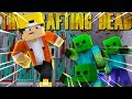 """""""The Hospital"""" Minecraft Crafting Dead (The Walking Dead Roleplay) #1"""