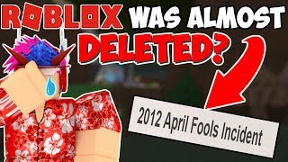 the day a HACKER almost DELETED ROBLOX