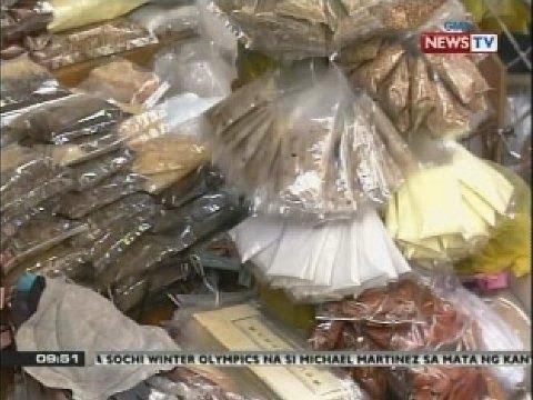 Mga panindang gayuma sa Quiapo, mabenta sa mga may problema sa pag-ibig