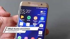 Email-Konto einrichten unter Android 6