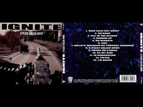 Ignite - A Place Called Home [ FULL ALBUM ]