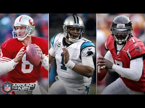 Is Cam Newton the Best Dual-Threat QB in NFL History?   Around the NFL