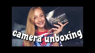 CANON G7X MARK ii Review & UNBOXING
