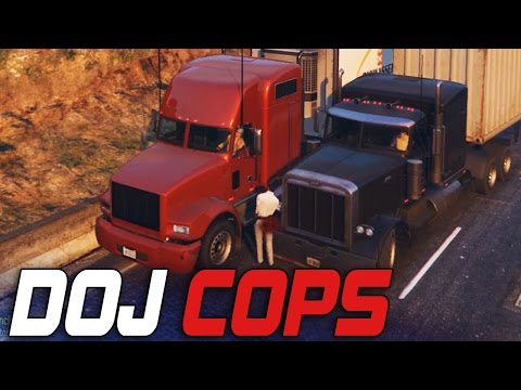 Dept. of Justice Cops #15 - The Escape! (Criminal)