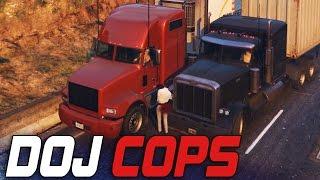 Dept. of Justice Cops #15 - The Escape! (Criminal)