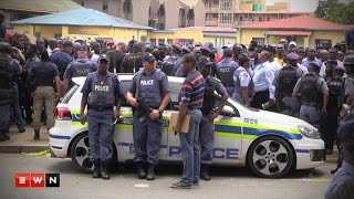Alleged police brutality leads to the death of suspected drug dealer JHB