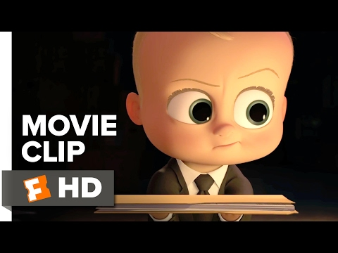 Thumbnail: The Boss Baby Movie CLIP - Baby Break In (2017) - Alec Baldwin Movie