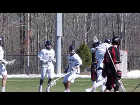 #4 Ithaca College Men's Lacrosse vs. #12 RPI - March 5, 2017