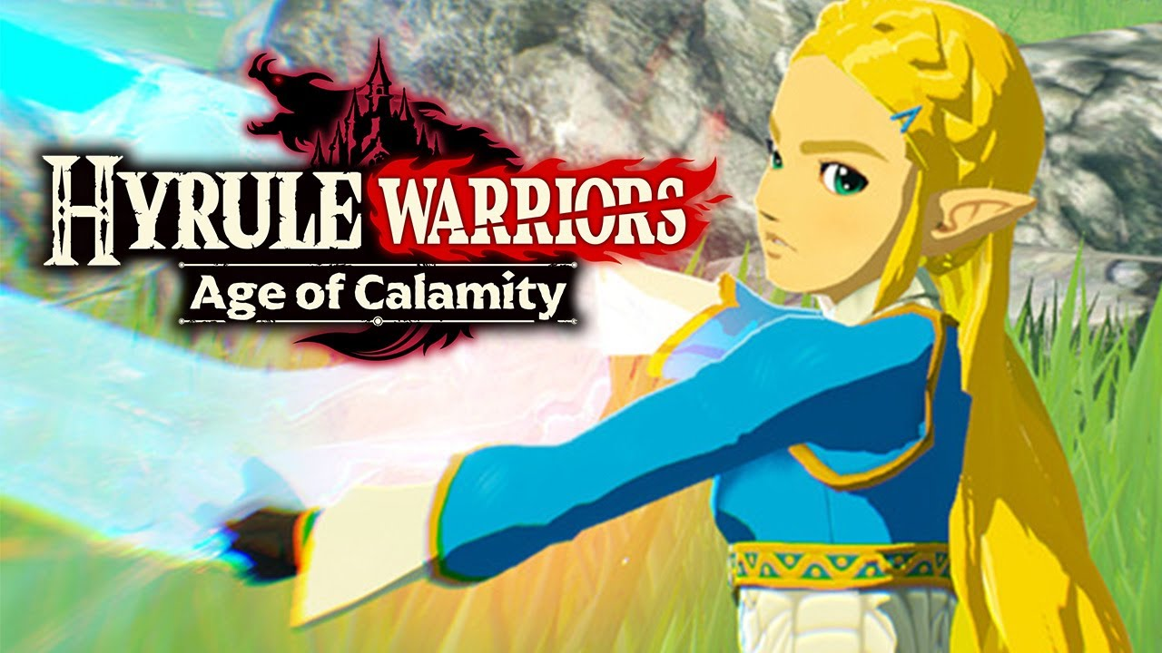 Hyrule Warriors Age Of Calamity Full Story Mode Mission Gameplay With Urbosa Nintendo Switch Youtube