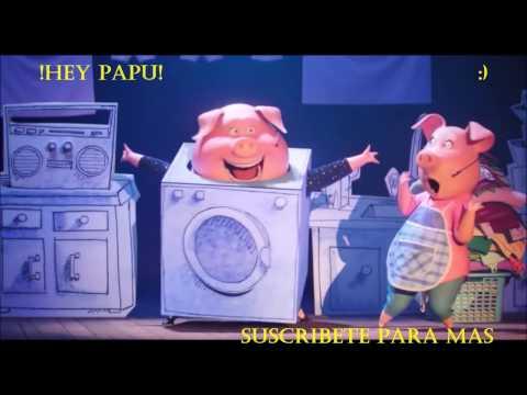Sing - Rosita y Gunter (Canción Limpia) Shake It Off
