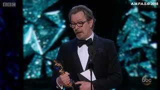 2018 Oscar Ödülleri: Törene damgasını vuran anlar