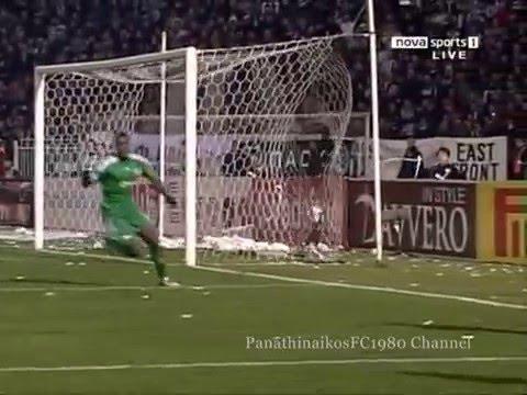 Djibril Cisse 2009-10 / Panathinaikos F.C.
