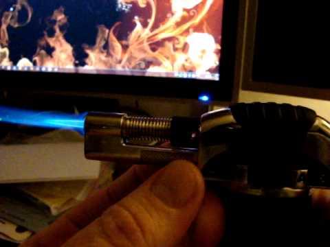 1300'C Metal Melting Butane Jet Torch (Large) - DealExtreme