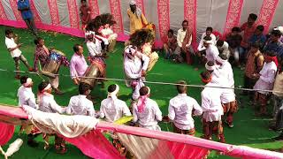 Natuwa enej -santhali traditional dance in marriage ceremony