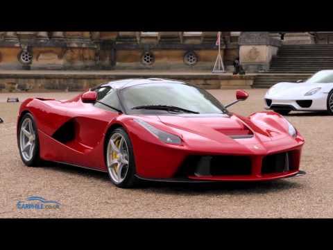 Salon Prive 2015 preview - LaFerrari, Porsche 918 Spyder, McLaren P1 - carphile.co.uk