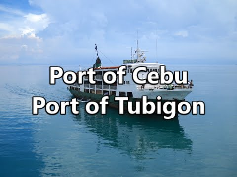 Port of Cebu - Port of Tubigon (Philippines part 25)