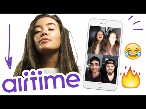 Crazy New Video Chat App: Airtime (How to Download + Hacks & Tips!)