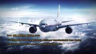 MH370 - Die Geheimdienstspur - Buchtrailer Thumbnail