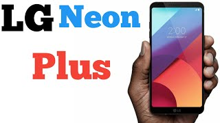 LG Neon Plus Unboxing In Hand On