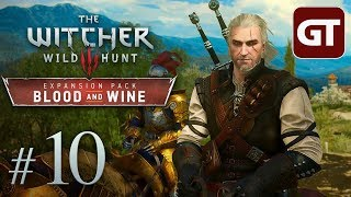 Thumbnail für The Witcher 3: Blood & Wine #10 - Underwater Love - Let's Play The Witcher 3: BaW
