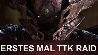 Destiny: Das erste mal im Königsfall Raid (LIVE REACTIONS)