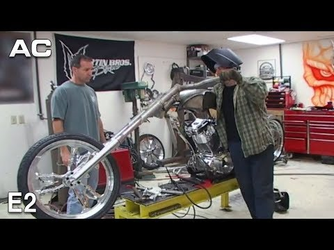 World Biker Build-Off | E02