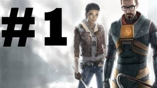 Half-Life 2 Chapter 1 Point Insertion Walkthrough - No Commentary/No Talking