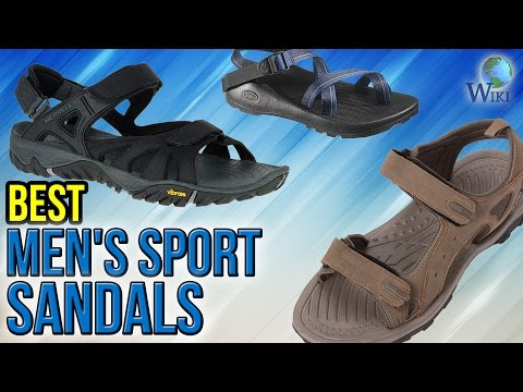 Men's Sport 2017 10 Sandals Youtube Best htsQrdCBxo