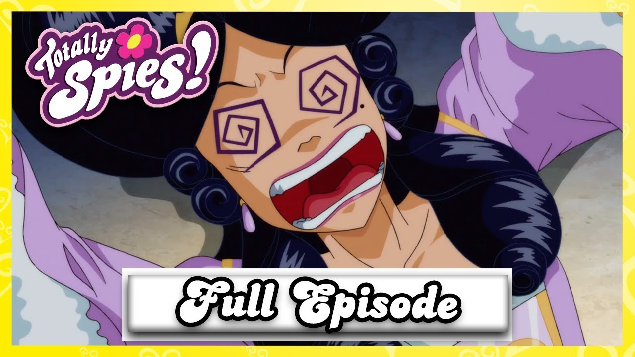 Download Totally Versailles (PART 1)   Totally Spies - Season 6, Episode 25